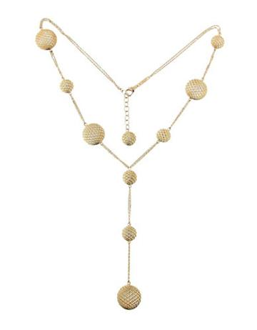 Roberto Coin 18k Yellow Gold 10 Elements Necklace