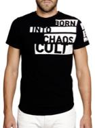 Cult Of Individuality Embossed Logo Tee
