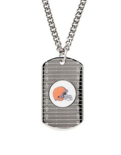 Dolan Bullock Nfl Cleveland Browns Sterling Silver Pendant Chain