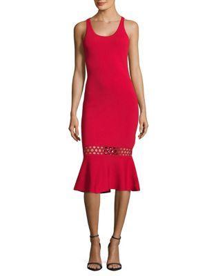 Michael Michael Kors Sleeveless Tank Dress