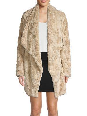 Bb Dakota Warm Thoughts Faux-fur Coats