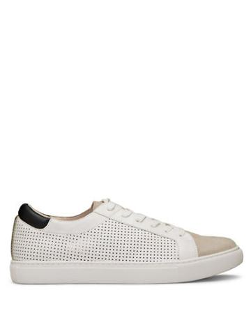 Kenneth Cole New York Kayden Colorblock Suede Sneakers