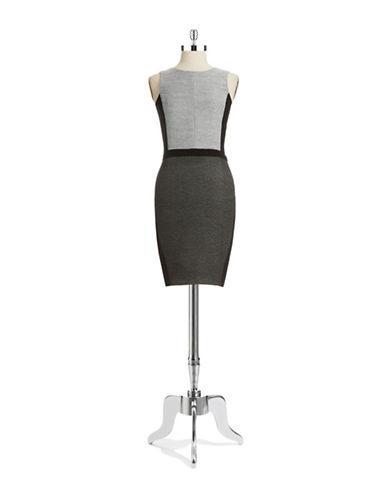 Dknyc Jacquard Shift Dress