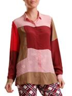 2nd Day Carolina Patchwork Blouse
