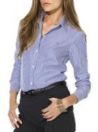 Lauren Ralph Lauren Classic Long-sleeved Shirt