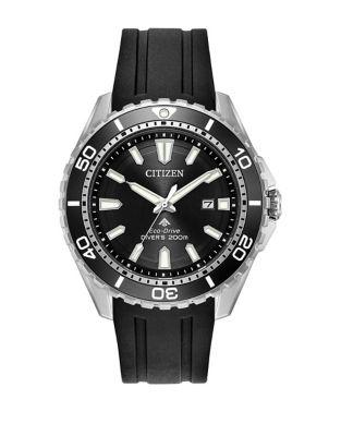 Citizen Eco-drive Polyurethane Strap Watch