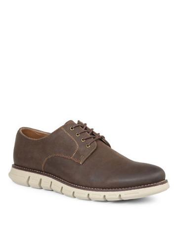 Gbx Hart Leather Plain Toe Oxfords