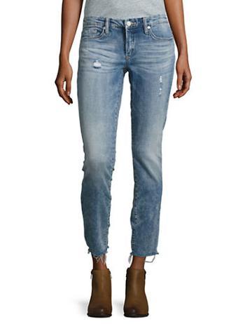 Blank Nyc Back Burner Cropped Jeans