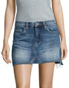 Blanknyc Denim Mini Skirt