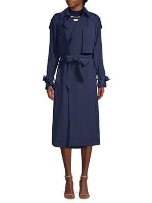 Michael Michael Kors Tailored Trench Coat