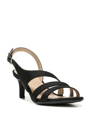 Naturalizer Taimi Fabric Slingback Sandals