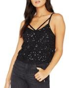 Miss Selfridge Embellished Cami Top
