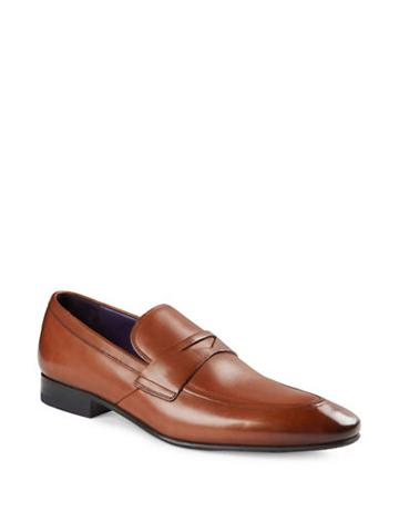 Ted Baker London Leather Penny Loafers