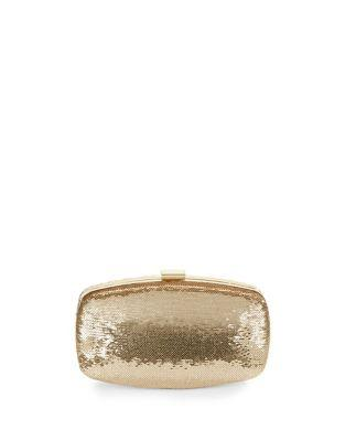 Calvin Klein Sequins Evening Clutch