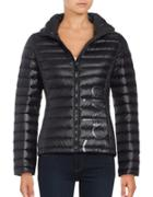 Calvin Klein Hooded Packable Down Coat