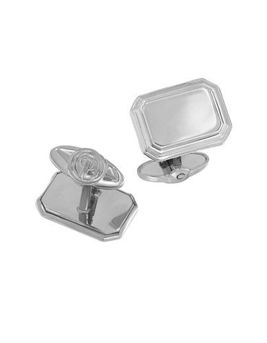Dolan Bullock Sterling Silver Rectangular Cuff Links