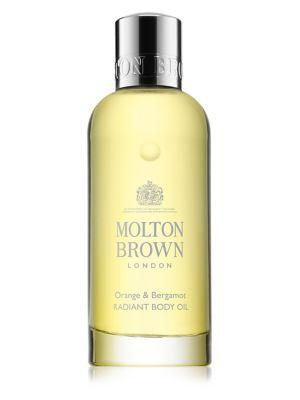 Molton Brown Orange And Bergamot Radiant Body Oil