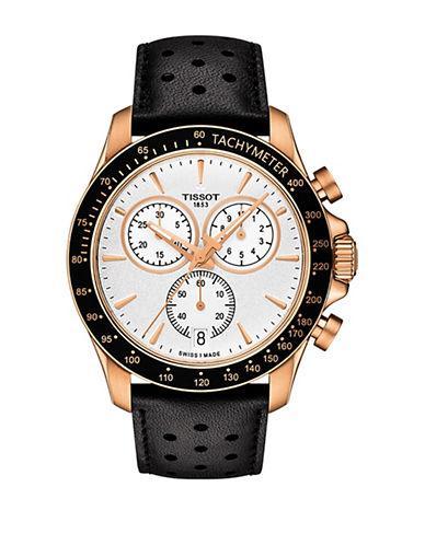Tissot V8 Quartz Chronograph Watch