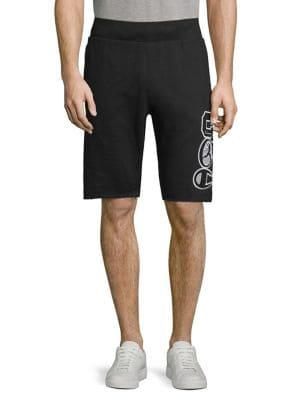 Champion Reverse-weave Cutoff Shorts
