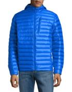 Marmot Hooded Puffer Jacket