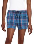 Splendid Plaid Drawstring Shorts