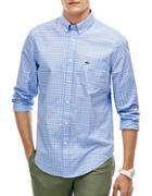 Lacoste Gingham Check Shirt