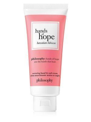 Philosophy Hawaiian Hibiscus Hands Of Hope Hand Cream