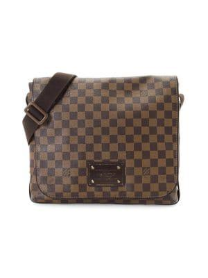 Louis Vuitton Vintage Brooklyn Mm Messenger Bag