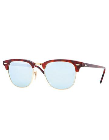 Ray-ban Clubmaster Iconic Sunglasses