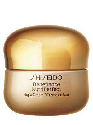 Shiseido Benefiance Nutriperfect Night Cream/1.7 Oz.