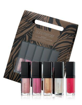 Laura Mercier Bisous Lip Glace Collection