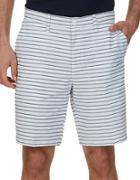 Nautica Striped Cotton Shorts