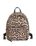 Kate Spade New York Watson Lane Leopard Hartley Backpack