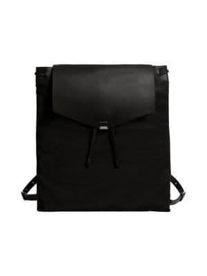 Allsaints Nilo Flat Nylon Backpack