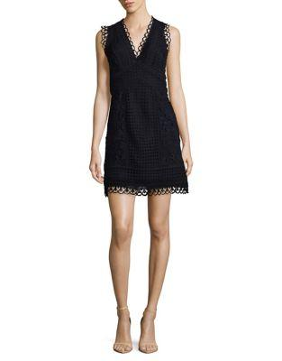 French Connection Zara Lace Dress