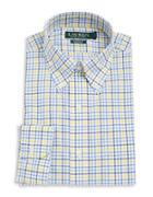 Lauren Ralph Lauren Classic-fit Checked Dress Shirt