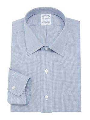 Brooks Brothers Red Fleece Classic Wrinkle-free Dress Shirt