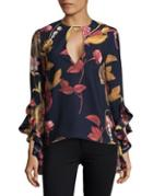 Cmeo Collective Floral Blouse