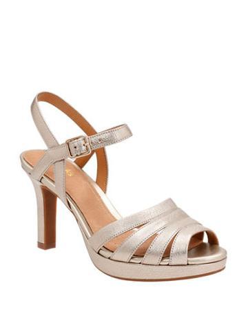 Clarks Mayra Poppy Sandals