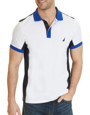 Nautica Classic-fit Heritage Cotton Polo