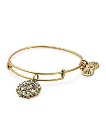 Alex And Ani Maid Of Honor Expandable Wire Bracelet
