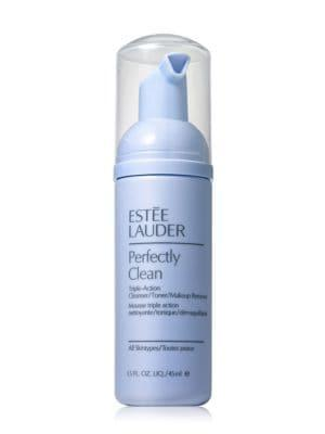 Estee Lauder Perfectly Clean Triple-action Cleanser, Toner And Makeup Remover