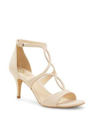 Vince Camuto Payto Leather Sandals