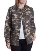 Jag Autumn Camo Denim Jacket