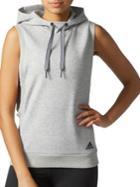 Adidas Sleeveless Hoodie