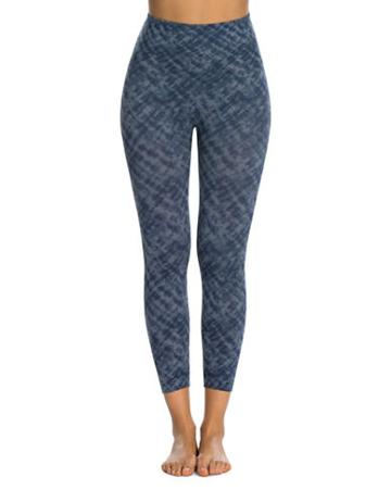 Spanx Cropped Look At Me Now Shaping Leggings