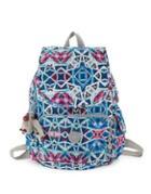 Kipling Ravier Printed Backpack