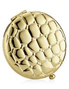 Estee Lauder Golden Alligator Slim Compact Pressed Powder - 0.31 Oz.