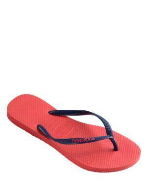 Havaianas Slim Logo Pop Up Flip-flops