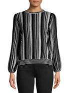 Marella Classic Striped Sweater